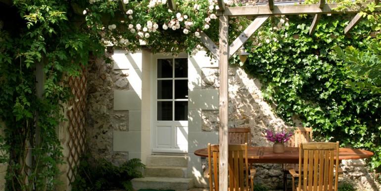 Terrasse petit Villandry