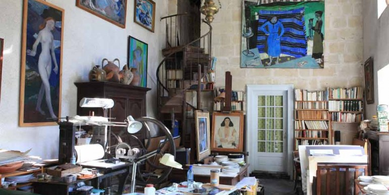 ChateauCinqMars-Atelier