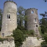 Château de Cinq-Mars, les Tours médiévales
