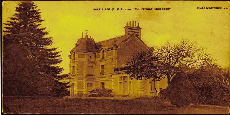 Grand Bouchet vers 1915