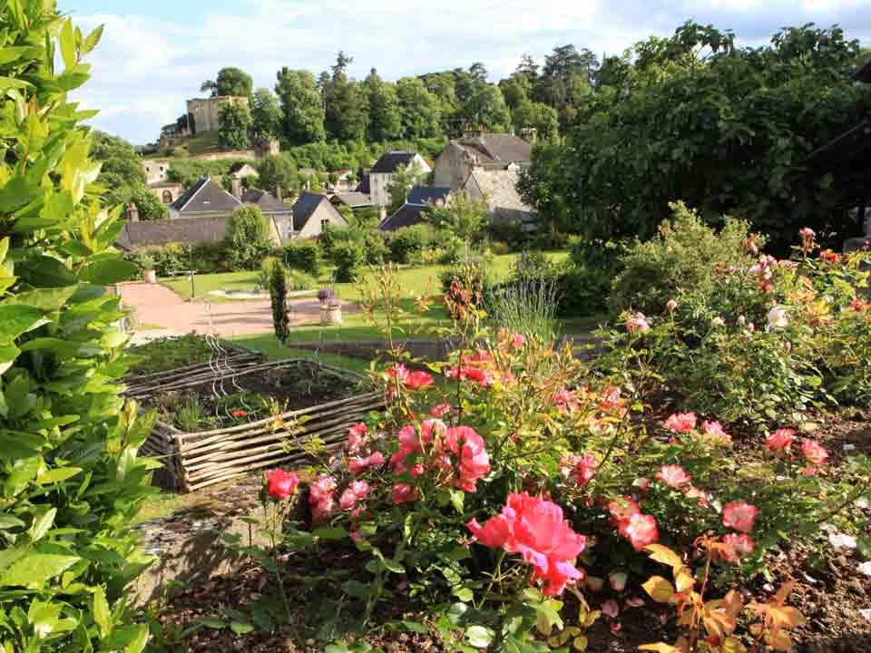 Le clos du paradis guest and garden for Jardin clos