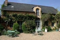 Château de Chambiers – Gîte de La Maison du Jardinier