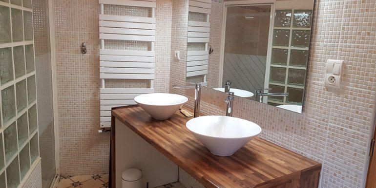 Salvia-Salle d'eau